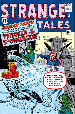 Strange Tales Vol 1 103