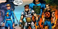 X-Force (Earth-41001)/Gallery
