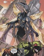All-Mother (Sisterhood of the Wasp) (Earth-616) from Spider-Island The Amazing Spider-Girl Vol 1 2 0001