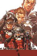 Ant-Man Vol 1 1 Textless