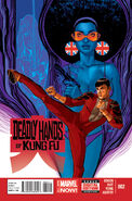 Deadly Hands of Kung Fu Vol 2 2