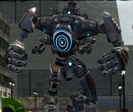 Kyklops (Cyborg) (Earth-199999) from The Incredible Hulk (2008 video game) 0001