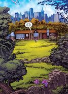 Xavier's School for Gifted Youngsters from X-Men Prime Vol 2 1 001