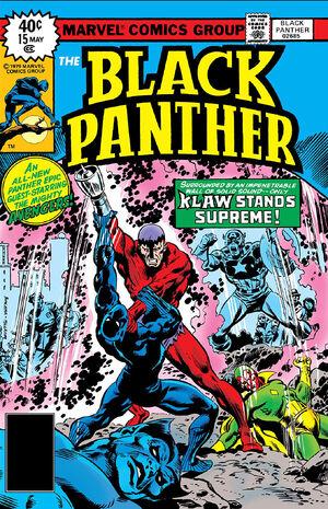Black Panther Vol 1 15