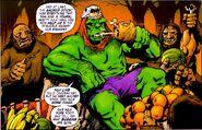 Bruce Banner (Earth-616) leader of the Killer Folk