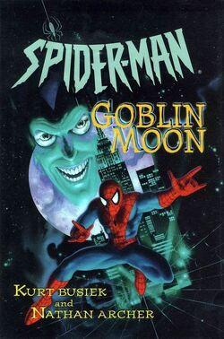 Spider-Man Goblin Moon