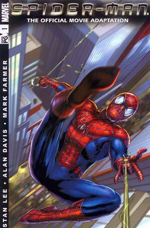 Spider-Man The Official Movie Adaptation