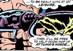 Stasis Gun from Super-Villain Team-Up Vol 1 3