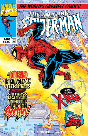 Amazing Spider-Man Vol 1 425