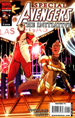Avengers The Initiative Special Vol 1 1