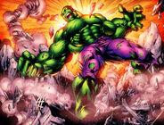 Hulk at Spidey School