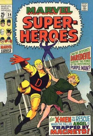 Marvel Super-Heroes Vol 1 24