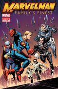 Marvelman Family's Finest Vol 1 5