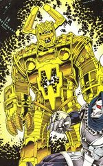 Radian (Earth-928) Doom 2099 Vol 1 17 001