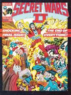 Secret Wars II (UK) Vol 1 80