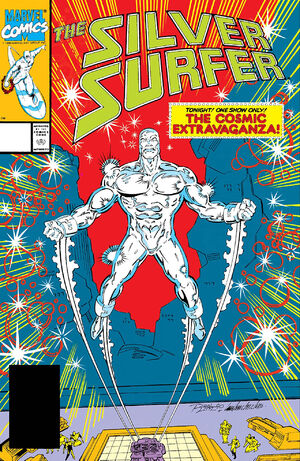 Silver Surfer Vol 3 42