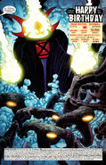 Dormammu (Earth-616) and Mindless Ones from Amazing Spider-Man Vol 2 58 001