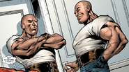 Hans (Earth-616) and Franz (Earth-616) from Mystique vol 1 14