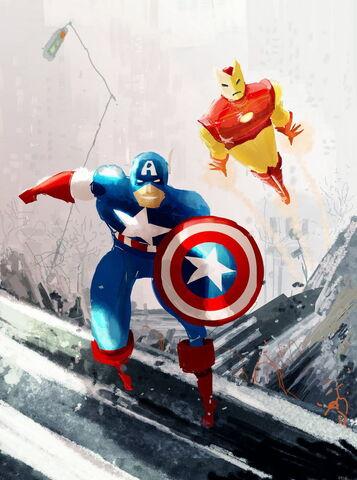 File:Iron Man Vol 5 24 Captain America Team-Up Variant Textless.jpg