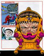 Olinka Barankova (Earth-616) from Captain America America's Avenger Vol 1 1 0001