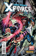 Uncanny X-Force Vol 2 6 Wolverine Through the Ages Variant