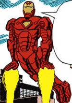 Anthony Stark (Earth-77013) from Spider-Man Daily Strip 0001