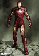 Iron Man Armor MK VI (Earth-199999) 0001