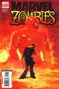Marvel Zombies Vol 1 1 Third Printing Variant