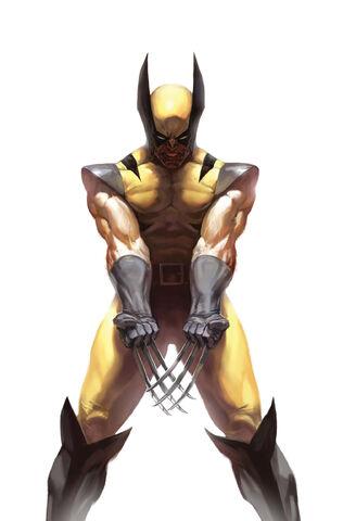 File:Wolverine Vol 3 73 70th Anniversary Variant Textless.jpg