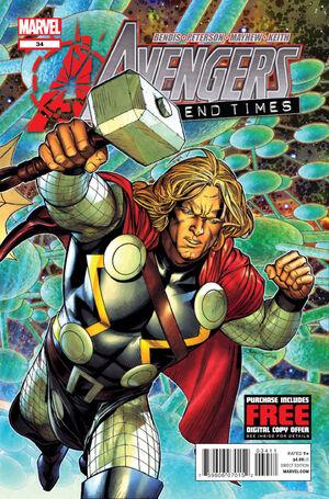 Avengers Vol 4 34