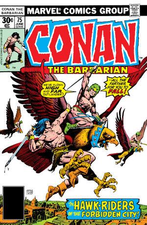 Conan the Barbarian Vol 1 75