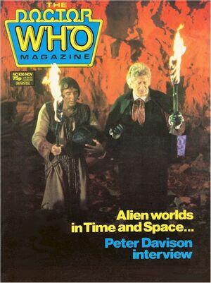 Doctor Who Magazine Vol 1 106