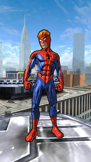 Eugene Thompson (Earth-TRN015) from Spider-Man Unlimited (video game)