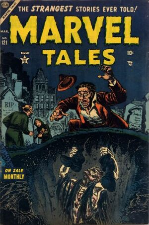 Marvel Tales Vol 1 121