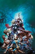 New Avengers Vol 2 21 Textless