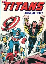 Titans Annual 1977 Vol 1 1