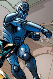 Arthur (Circle) (Earth-616) from Iron Man Fatal Frontier Infinite Comic Vol 1 4 001
