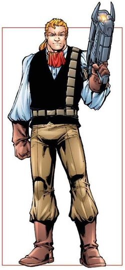 Frank Drake (Earth-616) from Vampires The Marvel Undead Vol 1 1 0001
