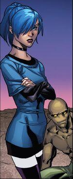 Nomi Blume (Earth-1610) from Ultimate Comics X-Men Vol 1 21