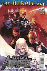 Secret Avengers Vol 1 1