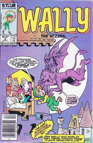 File:Wally the Wizard Vol 1 9 Newsstand.JPG