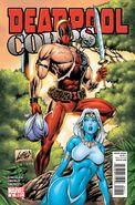 Deadpool Corps Vol 1 8