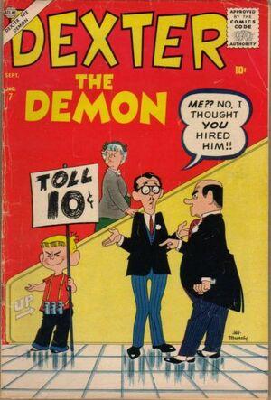 Dexter the Demon Vol 1 7