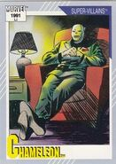 Dmitri Smerdyakov (Earth-616) from Marvel Universe Cards Series II 0001