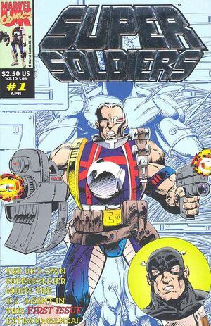 Super Soldiers Vol 1 1