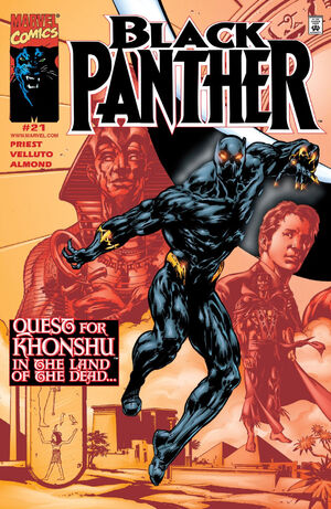 Black Panther Vol 3 21
