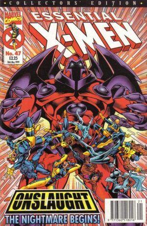 Essential X-Men Vol 1 47