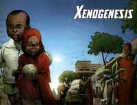 Karere Astonishing X-Men Xenogenesis Vol 1 1 001
