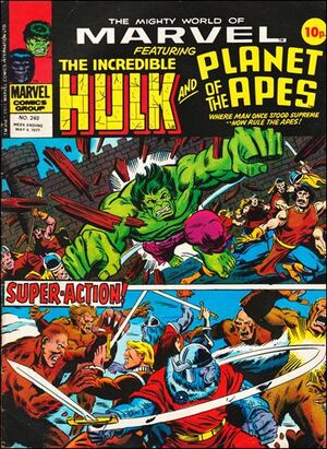 Mighty World of Marvel Vol 1 240