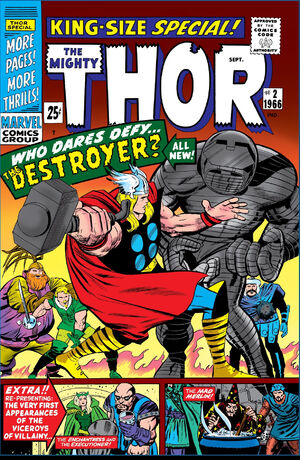 Thor King-Size Special Vol 1 2